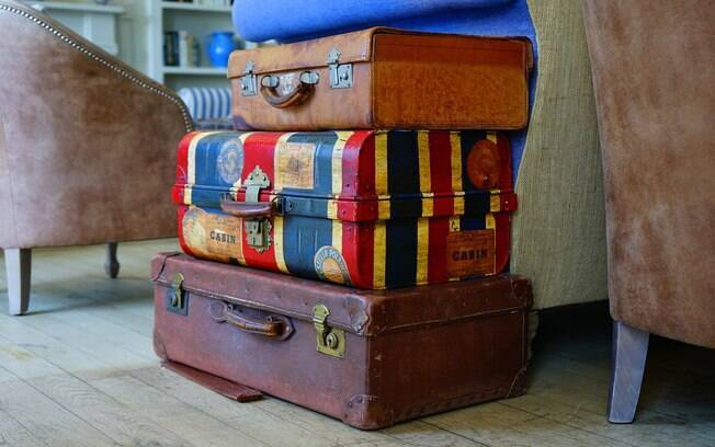 mala, bagagem