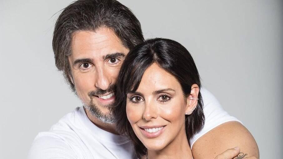 Marcos Mion e Suzana Gullo