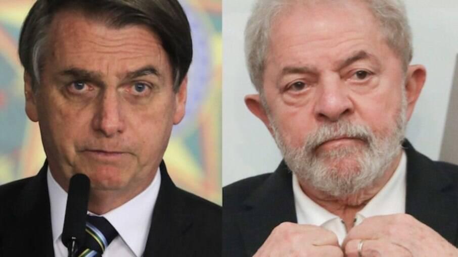 Bolsonaro diminui vantagem de Lula no segundo turno em 10 pontos, expõe pesquisa