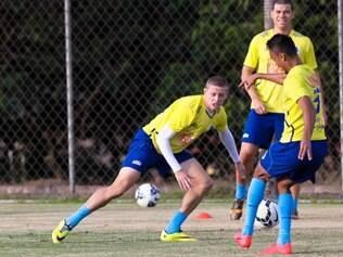 Marlone deve ter a oportunidade de iniciar como titular na última partida do Cruzeiro antes da parada da Copa do Mundo