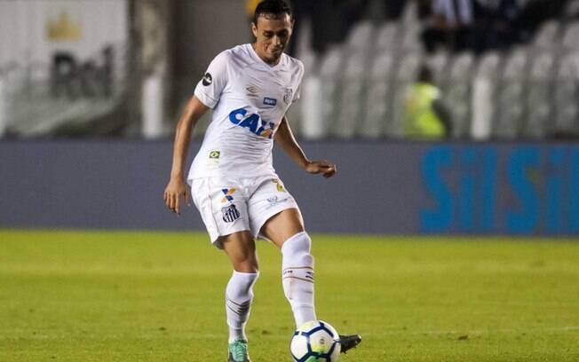 Titular absoluto na equipe de Sampaoli, Diego Pituca chegou a entrar para a seleção do Paulistão