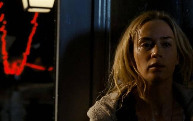 Emily Blunt em cena de