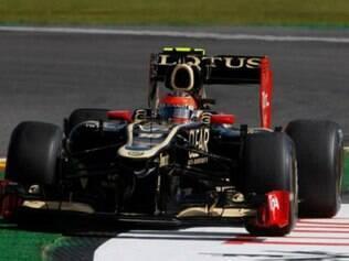 Especulações apontavam que escuderia iria continuar com piloto francês, mas anúncio oficial só saiu nesta semana