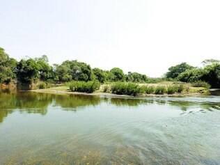 Melhoria.  Rio das Velhas é um dos que apresentou melhora na qualidade das águas no ano passado