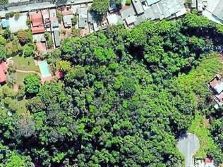 Polêmica.    Área tem mais de 40 mil m² e auxilia  no controle do microclima da região, abrigando diversas espécies de animais e plantas típicas