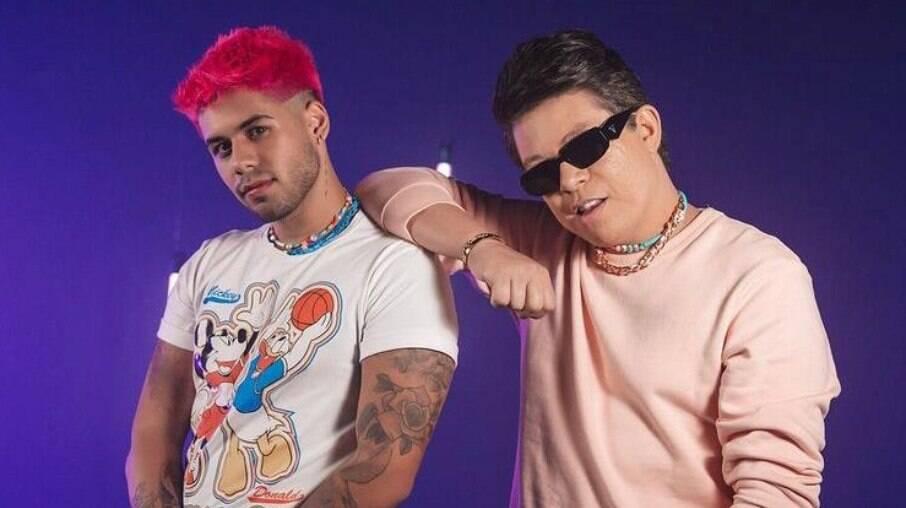 Zé Felipe é detonado por parceria com DJ Ivis