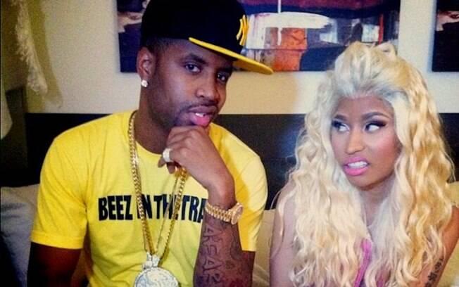 Nicki Minaj  e Safaree Samuels se envolvem em polêmica no Twitter
