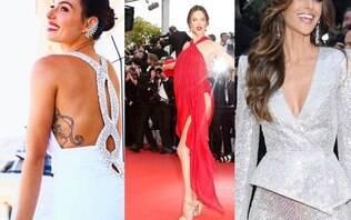 Brasil em Cannes, fim de novela e treta entre famosas: as imagens da semana