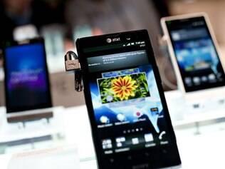 Analistas esperam queda nas vendas de smartphones