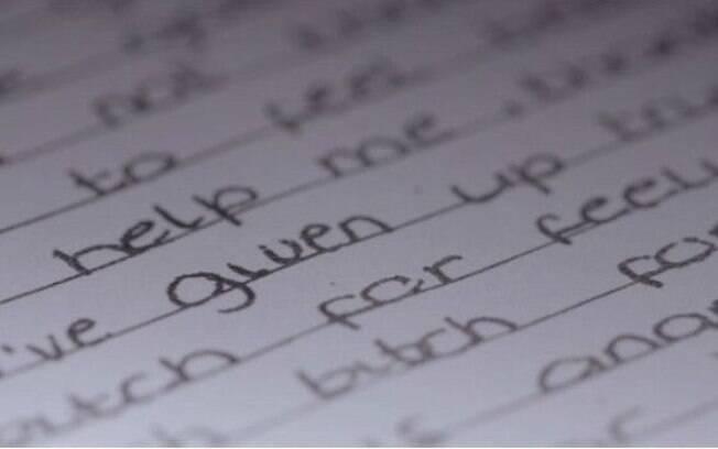 Diário revela que Sara era obcecada por suicídio