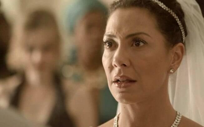 Cacau é surpreendida e humilhada por Roberval no altar, no novo capítulo de
