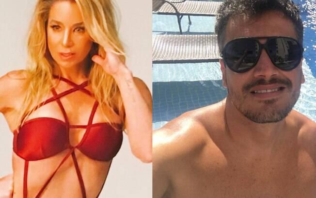 Internet amanhece com confusão entre Danielle Winits e Leo Dias