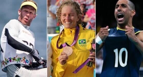 Quem deveria ser o porta-bandeira do Brasil no Rio?