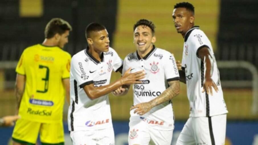 Corinthians mandara partida no Rio de Janeiro