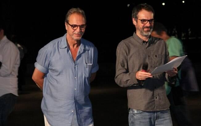 Euclydes Marinho e Ricardo Waddington