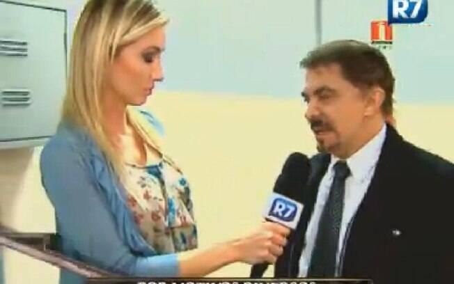 Wagner Moraes em entrevista ao Fazenda On Line
