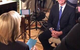 Em entrevista a rede de TV, Bolsonaro fala de Venezuela, Marielle e polêmicas