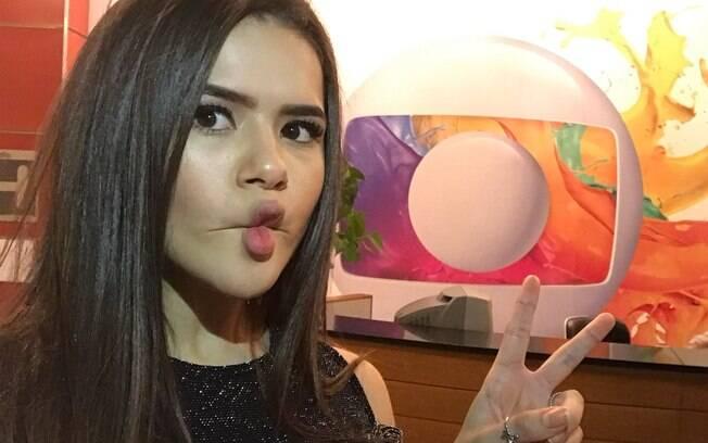 Na geladeira do SBT, Maisa renderia mais na Globo
