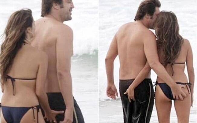 Javier Barden e Penelope Cruz