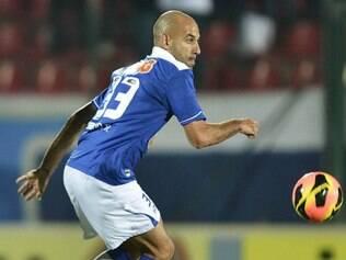 Bruno Rodrigo foi o autor do único gol do Cruzeiro no empate com a Portuguesa