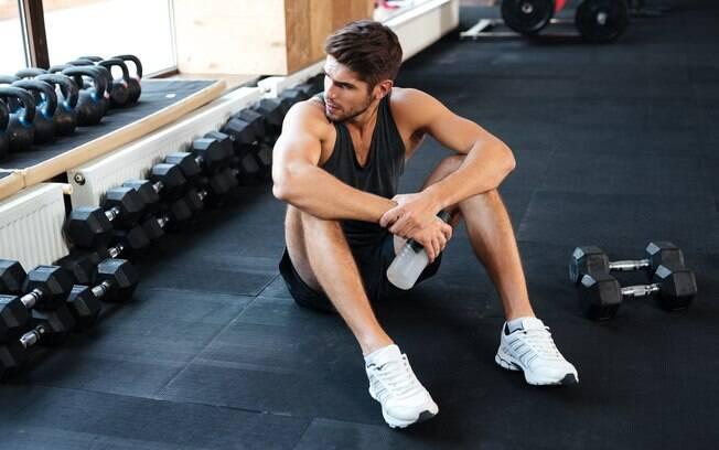 O sentimento mais rápido que você vai ter é de ser um atleta profissional.