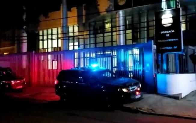 PF cumpre mandados em Campinas contra furto de agência da Caixa