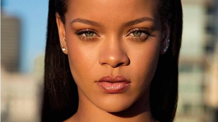 5ed3ea6e9f Rihanna lança nova coleção de de moda Fenty x Puma em NY - Celebridades - iG