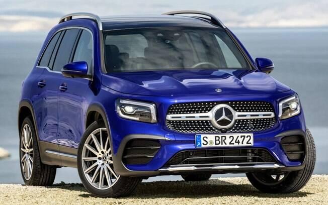 Mercedes-Benz GLB acaba de ser revelado por completo, já em sua versão final, com sete lugares e novas tecnologias