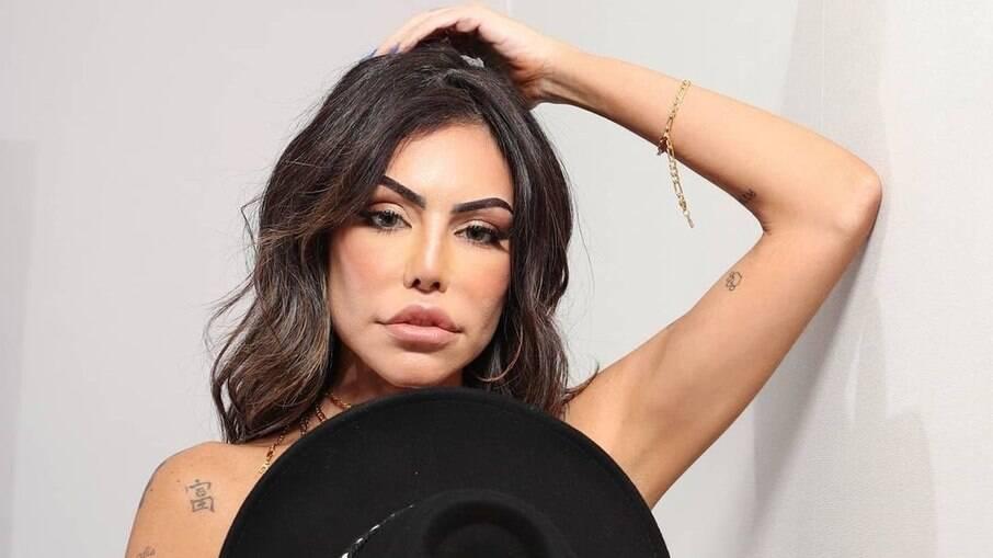 Liziane Gutierrez, ex-peoa