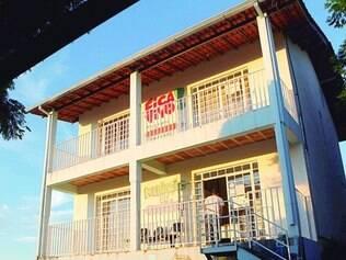 Bloqueio. Funcionários do núcleo do Fica Vivo no Taquaril não permitiram entrada da reportagem