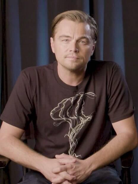 Leonardo DiCaprio se comoveu com caos e Brumadinho e fez pedido público
