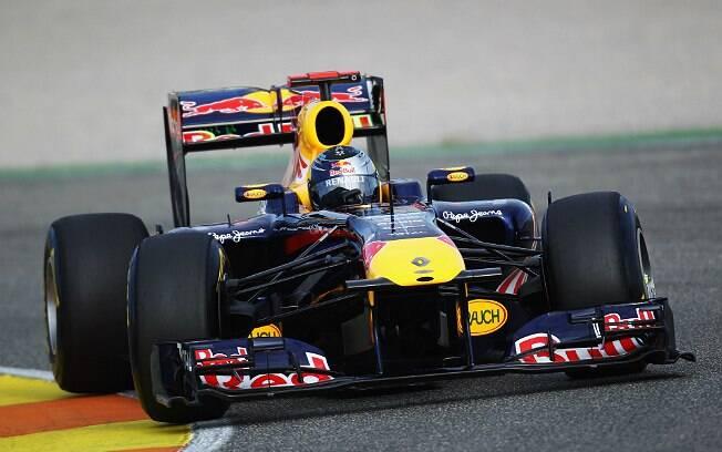 Red Bull RB7, de 2011, o carro que mudou a vida do jovem austríaco de 24 anos