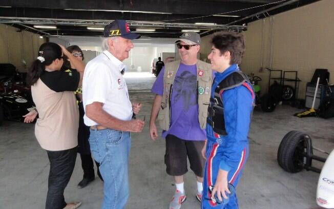 Entrevista com Wilson Fittipaldi Jr, o criador da Fórmula vee em 1963