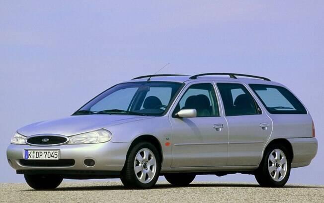 Ford Mondeo SW: elegante e potente, a perua não sobreviveu ao sucesso da VW Passat Variant