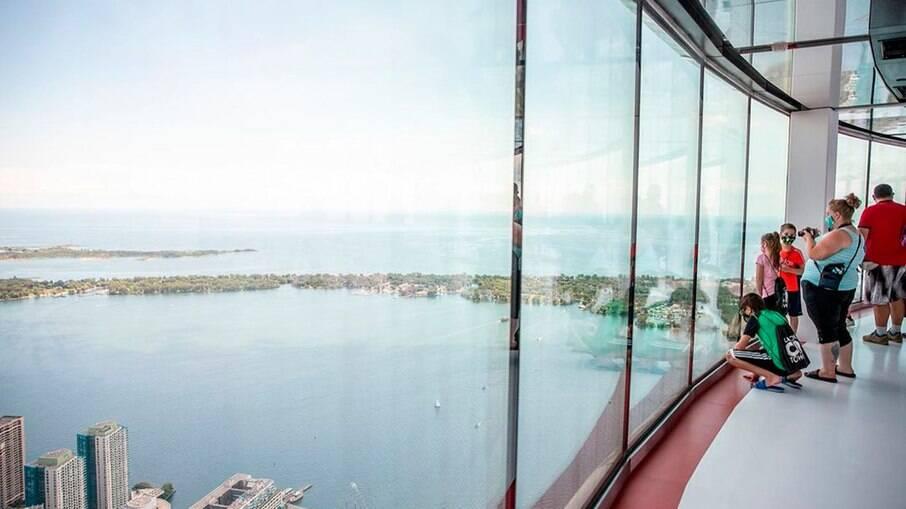Mirante CN Tower