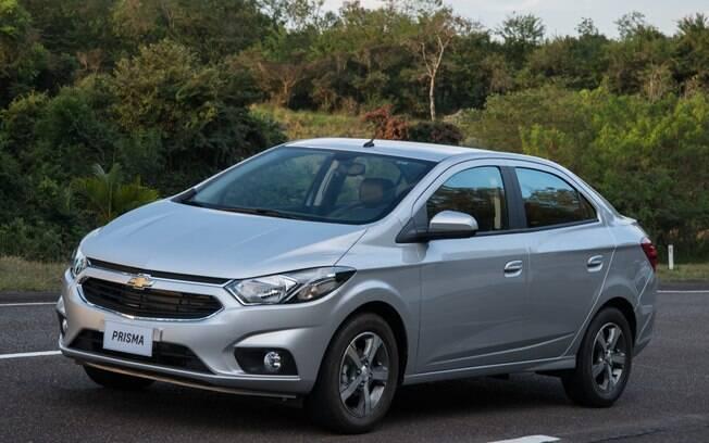 Assim como o irmão Onix, o Chevrolet Prisma tem bom ritmo de vendas e começa a mostrar que manterá sua posição