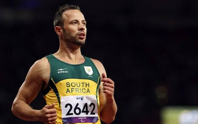 O sul-africano Oscar Pistorius tornou-se o  primeiro atleta a disputar as Olimpíadas e as  Paraolimpíadas