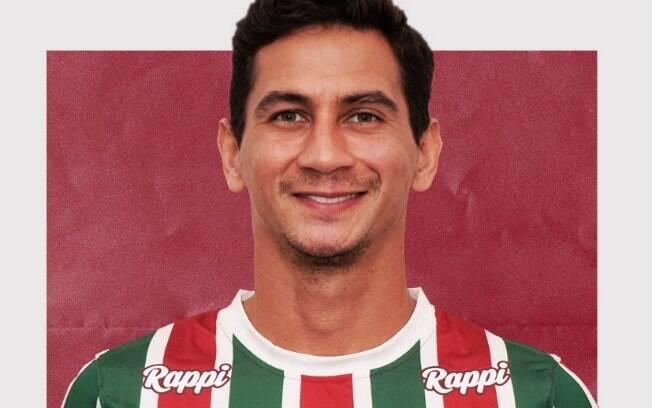 Paulo Henrique Ganso, novo reforço do Fluminense