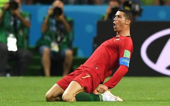 Cristiano Ronaldo, de Portugal