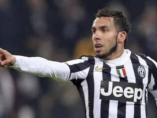 Carlitos Teves vem sendo um dos principais nomes da Juventus, líder isolada na Serie A