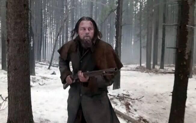 Leonardo DiCaprio — Hugh Glass, 'O Regresso' (2015)