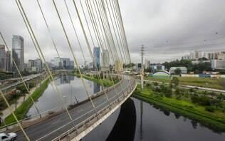 Temperatura em São Paulo oscila 10ºC nesta quarta