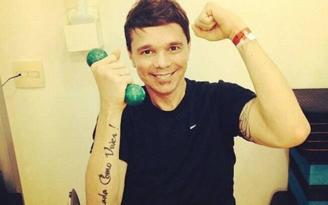 Netinho volta a ser internado no Hospital Sírio Libanês, em São Paulo