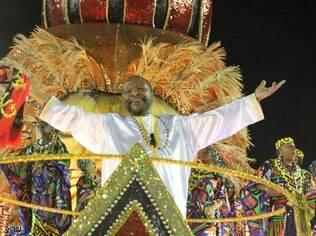 Martinho da Vila fez o enredo e o samba campeões