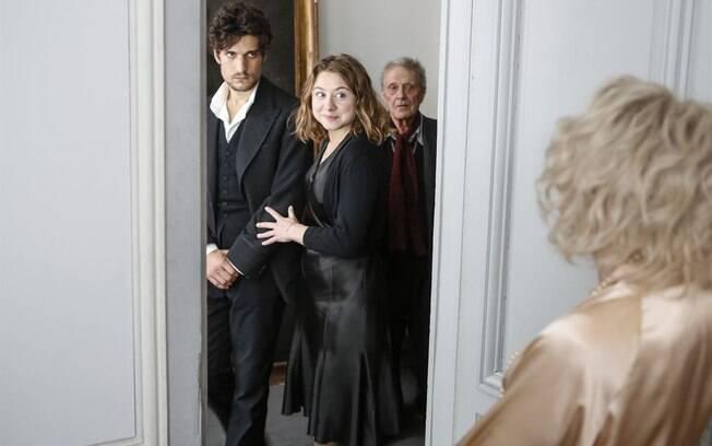 Filme foi adaptado da peça de Marivaux, apresentada pelos mesmos atores no teatro