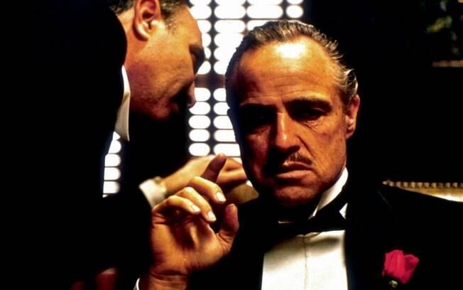 O Poderoso Chefão, escolhido o melhor filme de todos os tempos, está na Netflix.