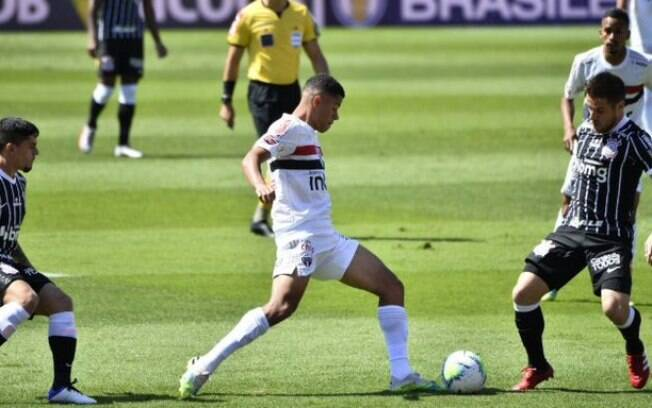 SPFC x Corinthians