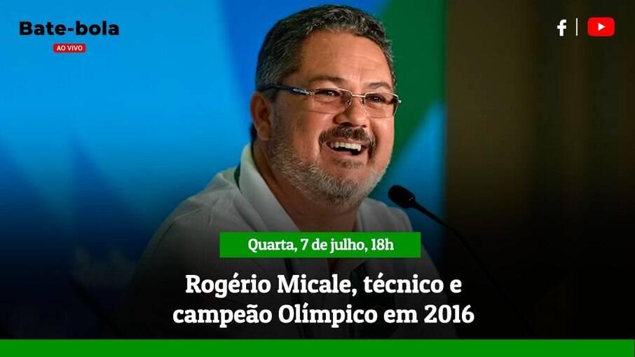 Micale é o entrevistado do iG Esportes nesta quarta-feira