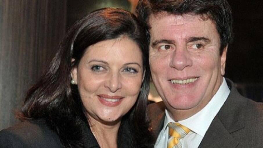 Wagner Montes e Sônia Lima