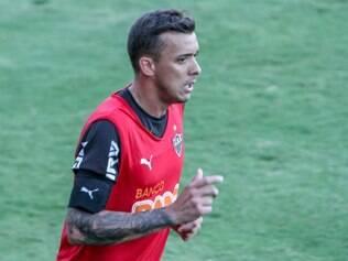 Pedro Botelho não deve jogar os 90 minutos por conta da falta de ritmo de jogo